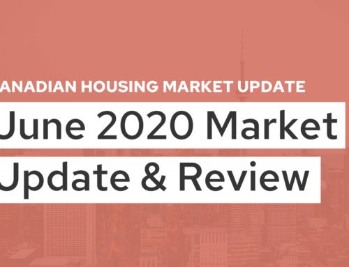 Canadian Housing Market Update: June 2020