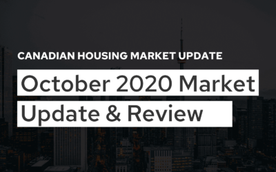 October 2020 Housing Market Update with ARCH