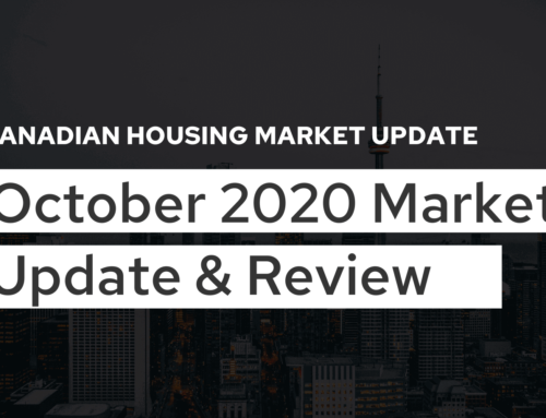 Canadian Housing Market Update: October 2020